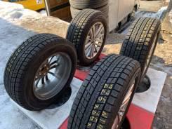Dunlop Winter Maxx SJ8. зимние, 2017 год, б/у, износ 5%