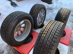 Dunlop Winter Maxx SJ8. зимние, без шипов, 2015 год, б/у, износ 5%