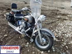 Harley-Davidson Heritage Softail Classic FLSTC. исправен, птс, без пробега. Под заказ