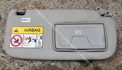 Козырек солнцезащитный правый Mitsubishi Pajero Sport III (KS)