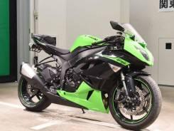 Kawasaki Ninja ZX-6R, 2010