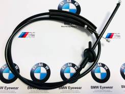 Трос открытия капота из салона BMW 7 (E65, E66)
