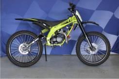 Motoland FX1 Jumper. 125куб. см., исправен, без птс, без пробега