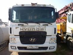 Hyundai Trago. Бетононасос , 42,00м.