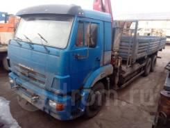 КамАЗ 53215. Продам КамАЗ-53215 с КМУ, 10 850куб. см., 10 000кг., 6x4