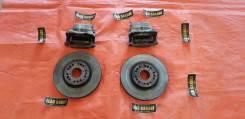Диск тормозной. Toyota Mark II, JZX100, JZX90, JZX90E Toyota Cresta, JZX100, JZX90 Toyota Chaser, JZX100, JZX90 1JZGTE