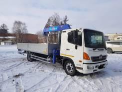 Hino 500. Самогруз в Новосибирске, в наличии., 8 000куб. см., 8 000кг., 4x2