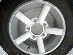 "Bridgestone Dueler AT 205/70/15 Нива. 6.5x15"" 5x139.70 ET40 ЦО 98,0мм."