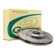 Диск тормозной вентилируемый передний G-brake GR-21220