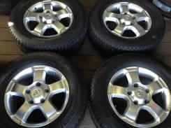 """285/60R18 Nokian зима, диски оригинал Toyota 5x150. 8.0x18"""" 5x150.00 ET56"""