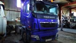 Daewoo Prima Ultra. Седельный тягач , 2011 год