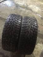 Dunlop SP Winter Ice 02. зимние, шипованные, б/у, износ 40%