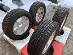 Toyo Winter Tranpath MK4. зимние, без шипов, 2018 год, б/у, износ до 5%