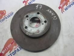Диск тормозной Toyota Alphard ANH10, 2AZFE