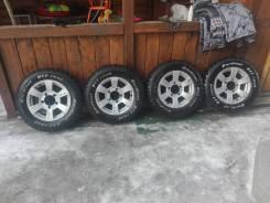 """Продам колёса на ниву грязевая резина. x15"""" 5x114.30"""
