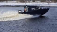 Катер 900 скоростной морской водометный