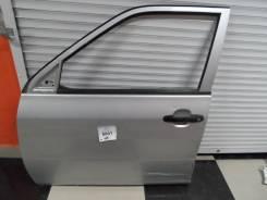 Дверь Toyota Probox левая серая перед механика №10