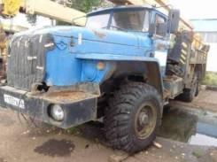 КЭМЗ ВС-28У. В Оренбурге Автогидроподъемник УРАЛ-4320-1951-40 ВС- 28У,