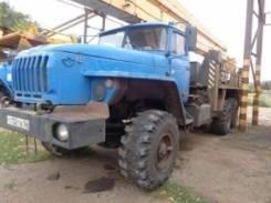КЭМЗ ВС-28У. В Оренбурге Автогидроподъемник Урал-4320-1951-40 ВС 28-У