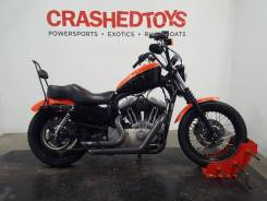 Harley-Davidson Sportster 1200 Nightster XL1200N 48168, 2008