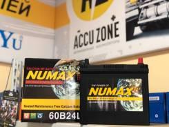 Аккумулятор Numax 60B24L, 45 а/ч, 430А (-1000 р. скидка за старый АКБ)