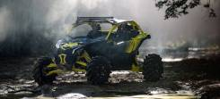 BRP Can-Am Maverick X3 X MR Turbo R, 2020. исправен, есть псм\птс, без пробега