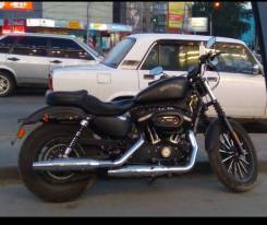 Harley-Davidson Sportster 883 XL883. 883куб. см., исправен, птс, с пробегом