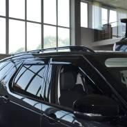 Land Rover Range Rover Velar 2017 - SIM Дефлекторы окон (Ветровики)
