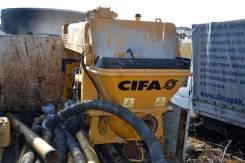 Cifa. Стационарный бетононасос CIFA РС 307/D6. Год 2013. Наработка: 6 м. ч., 120,00м.