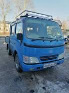 Toyota Hiace. Продаётся грузовик 4 wd, 3 000куб. см., 1 000кг., 4x4