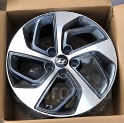 Новые диски R18 5/114,3 Hyundai