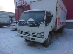 Isuzu. Автомобиль- фургон , 4 570куб. см., 4 550кг.