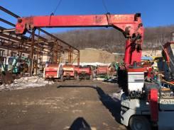 Видео работы! Крановая установка ShinMaywa CB290, 3 тонны N 348