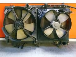 Радиатор в сборе Corona Caldina ST210 3SFE