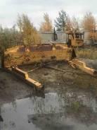 Отвал (болотный) бульдозер чтз