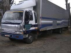 Hino Ranger. H07D фургон 1993гв в Бурятии, 7 400куб. см., 5 000кг., 4x2. Под заказ