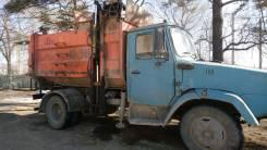 ЗИЛ 433362. Продается мусоровоз на базе ЗИЛ, 6 000куб. см.