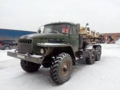 Урал 4320. Буровая установка АЗА-3М на шасси , 11 000куб. см., 5 000кг.