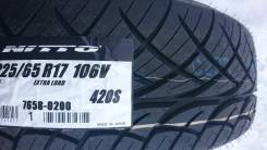Nitto NT420S , Japan, 225/65R17