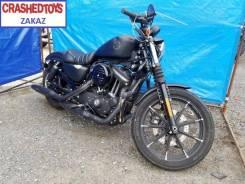 Harley-Davidson Sportster Iron 883 XL883N. 900куб. см., исправен, птс, без пробега. Под заказ