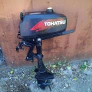 Продам лодочный мотор Tohatsu 3.5 лс.