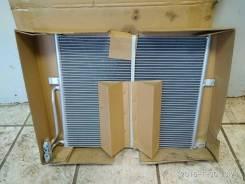 Радиатор кондиционера BMW X3 Е83