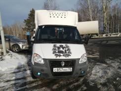 ГАЗ 172412. Газель бизнес, 2 700куб. см., 1 500кг., 4x2
