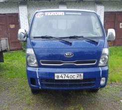 Kia Bongo III. Автомобиль грузовой бортовой KIA Bongo III в Амурской области, 1 200кг. Под заказ