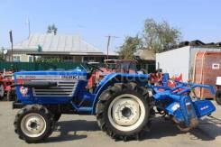 Iseki. Продам мини-трактор Исеки ТЛ-2100 с фрезой, 21 л.с.
