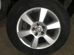 """Комплект колес Тойота Харриер R 17 225/65. 6.5x17"""" 5x114.30 ET35"""