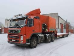 Volvo FM13. Седельный тягач Volvo FM 6x4 2012 года, 12 780куб. см., 20 763кг., 6x4