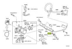 Продам Кольцо Уплотнительное Топливной Форсунки Верхнее Toyota