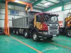 Scania P380. Продается самосвал , 12 000куб. см., 32 660кг., 8x4