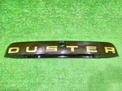 Накладка крышки багажника. Renault Duster, HSA, HSM F4R, H4M, K4M, K9K